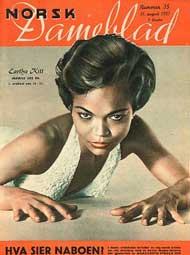 Eartha Kitt öldü